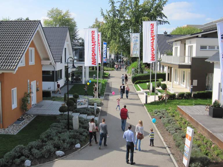 Ausstellung Heim und Garten Fellbach