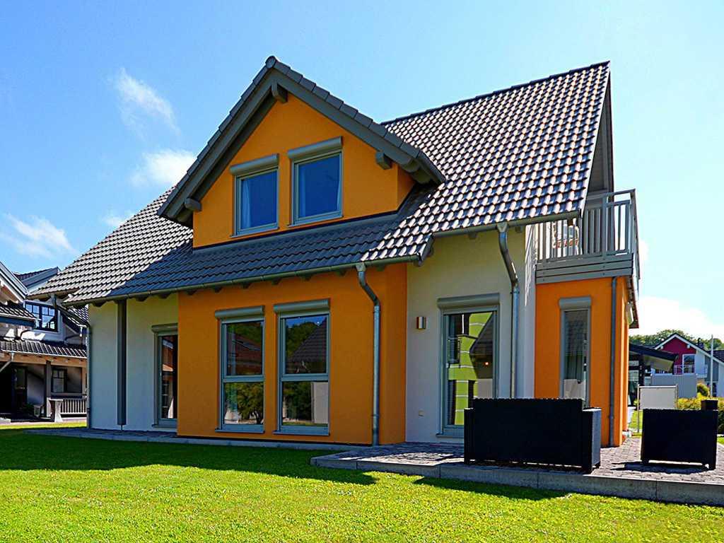 Musterhaus-Ausstellung Eigenheim & Garten in Bad Vilbel bei Frankfurt