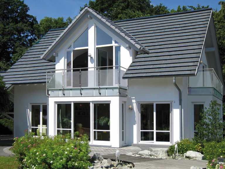 Fertighaus WEISS Musterhaus, Bad Vilbel