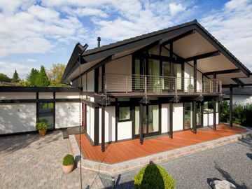 FLOCK Fachwerk-Landhaus neues Musterhaus in Planung, Bad Vilbel