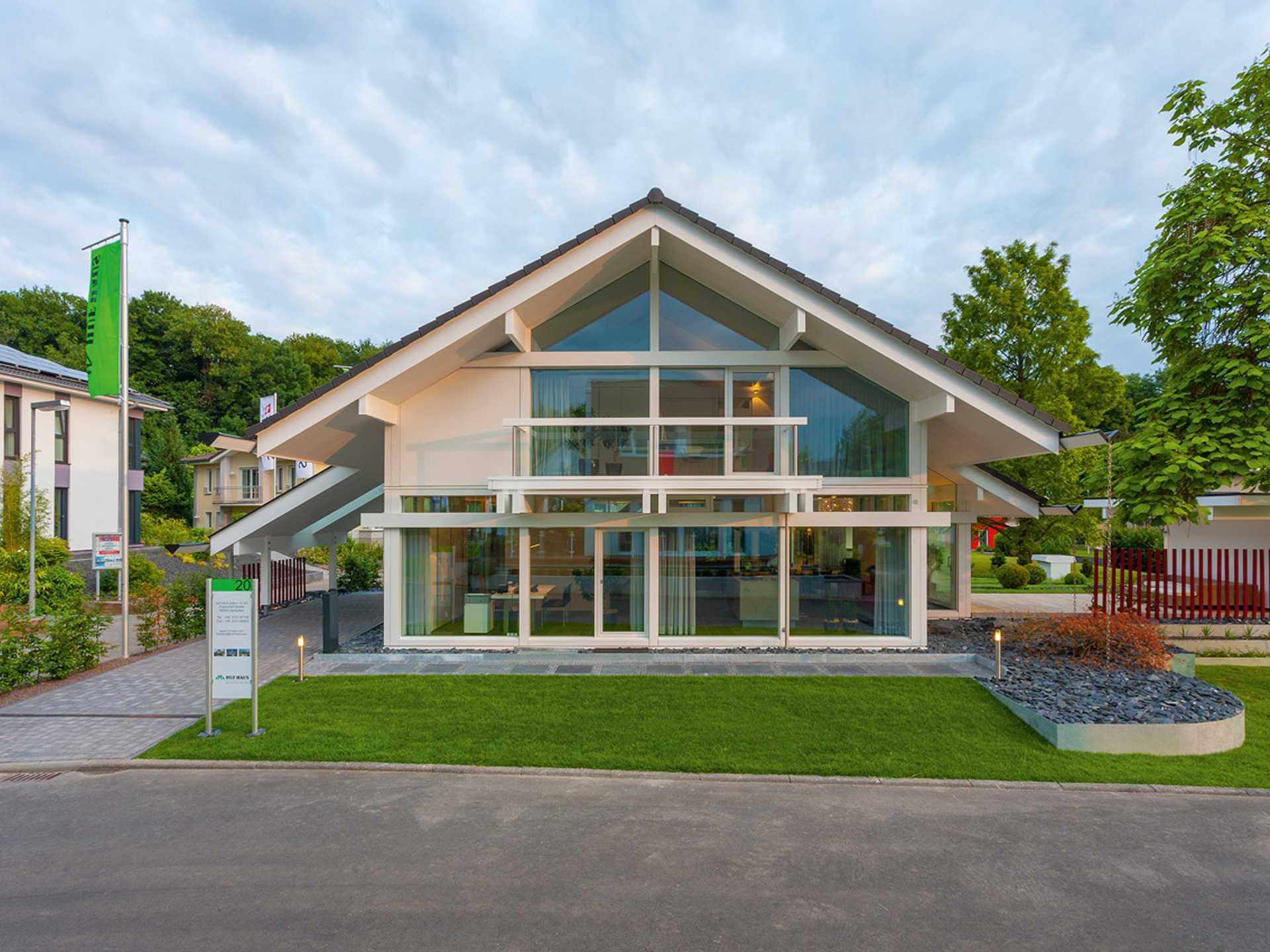 Beautiful Haus Mit atrium | Architecture-Nice