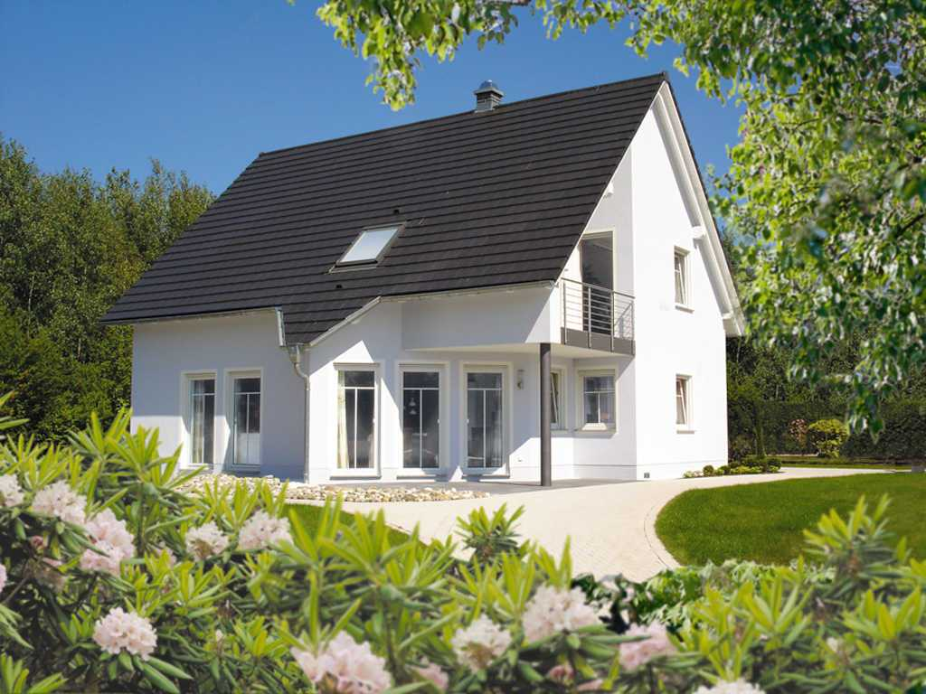 Lechner Massivhaus Musterhaus, Bad Vilbel