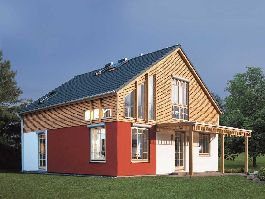 ^ Musterhaus-usstellung igenheim & Garten in Bad Vilbel bei Frankfurt