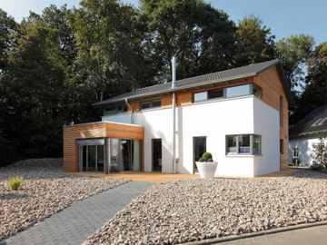 Meisterstück Haus Kubus Edition Holz, Bad Vilbel