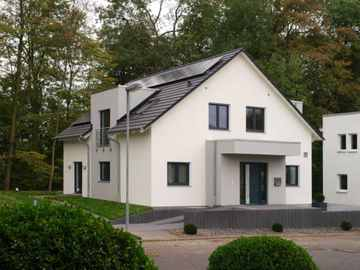 SCHWABENHAUS Musterhaus, Bad Vilbel