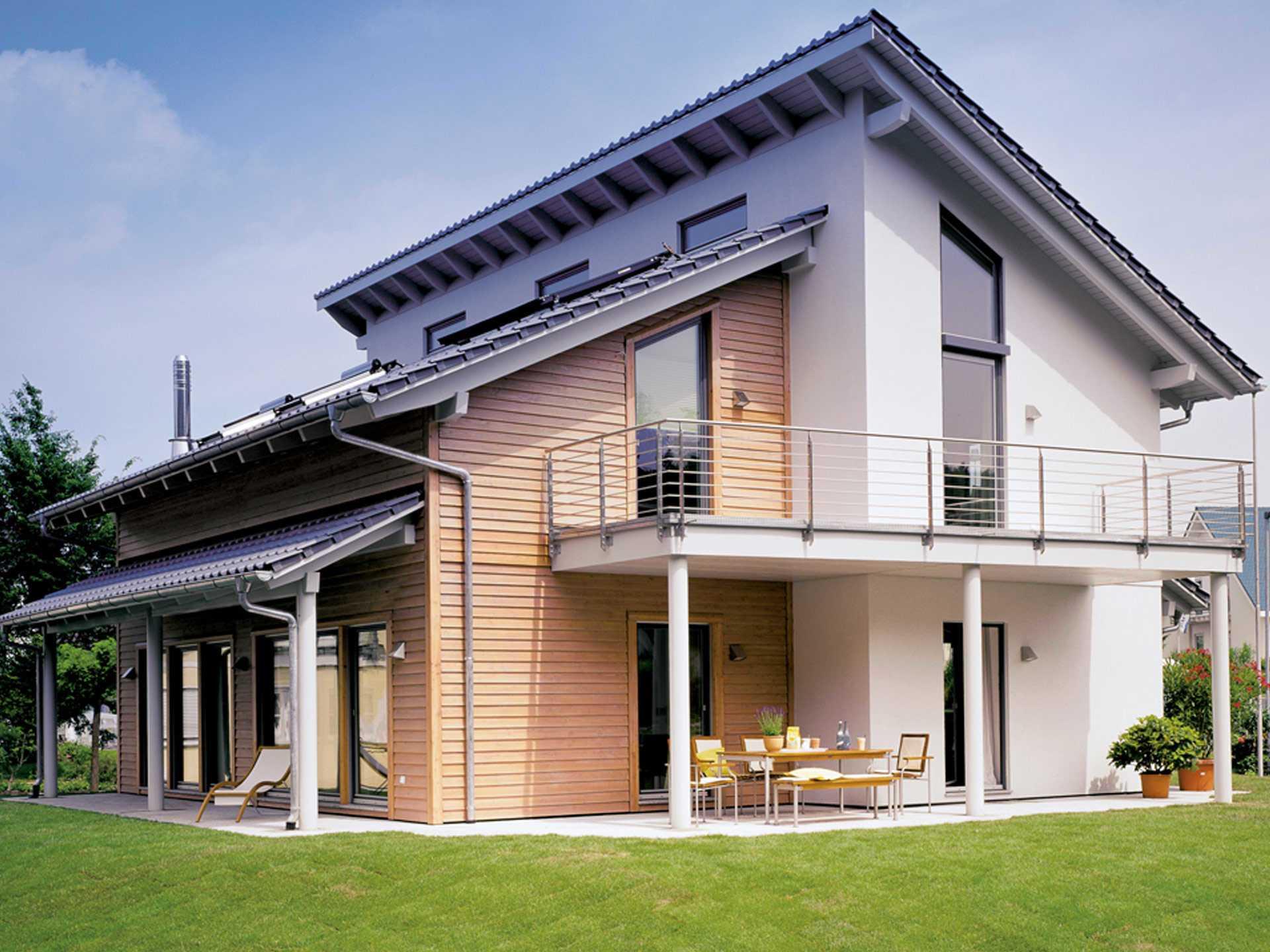 SchwörerHaus 3-Liter-Haus Plan 676.3, Bad Vilbel
