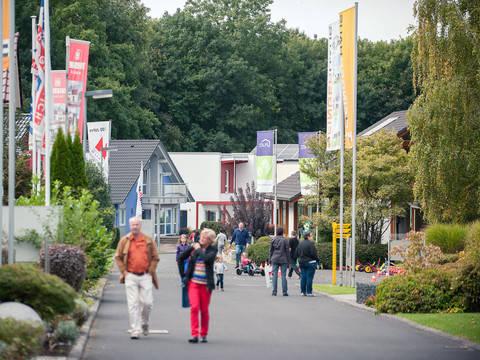Ausstellung Eigenheim und Garten Frankfurt Bad Vilbel