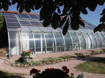 Bio-Solar-Haus Probewohnhaus 3, Sonnenpark St. Alban