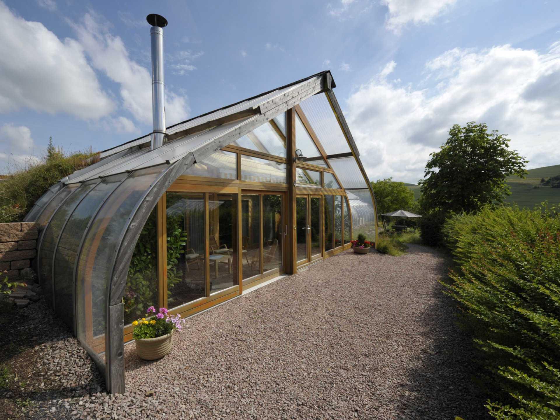 Bio-Solar-Haus Probewohnhaus 4, Sonnenpark St. Alban
