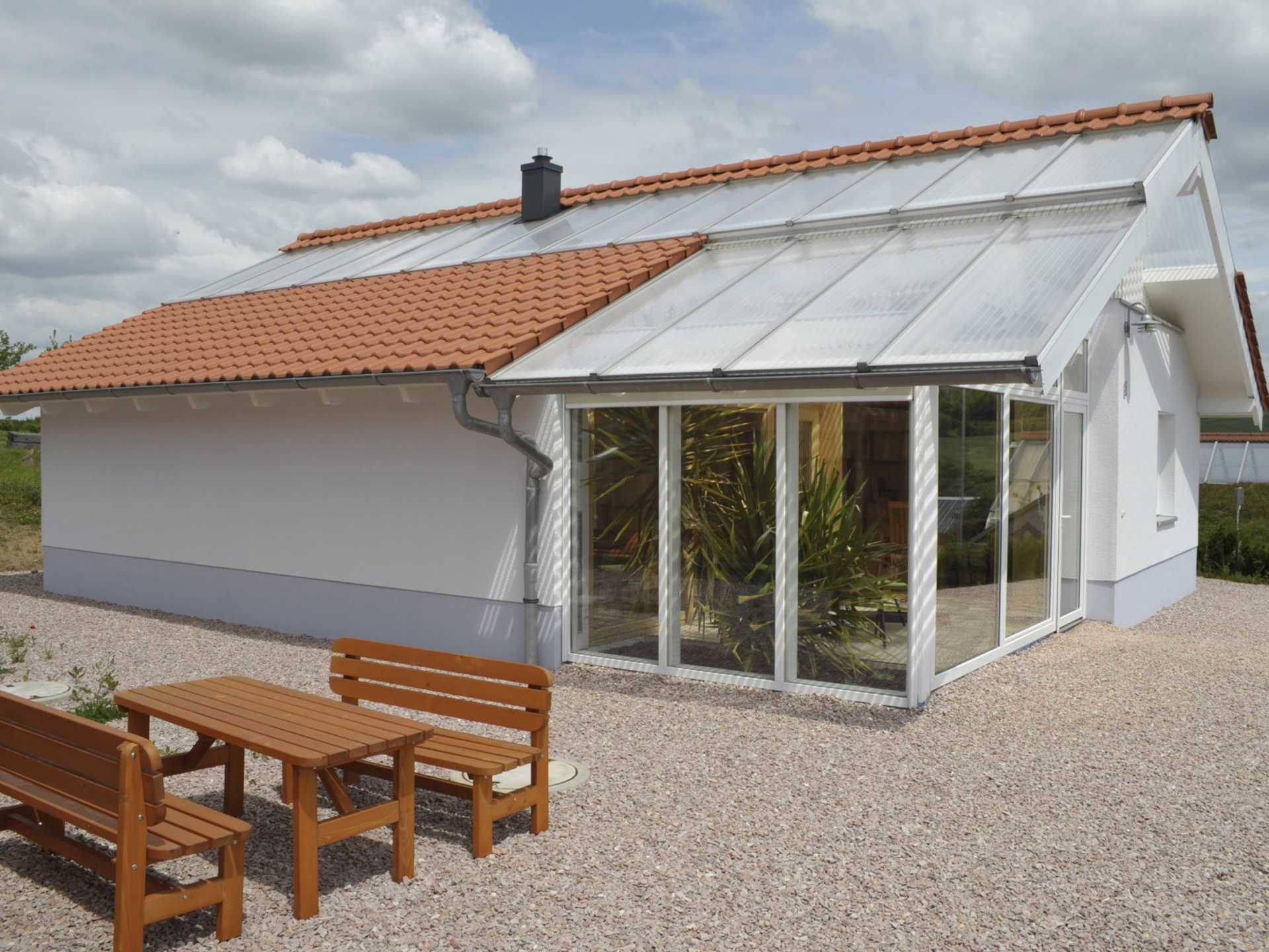 Bio-Solar-Haus Probewohnhaus 8, Sonnenpark St. Alban