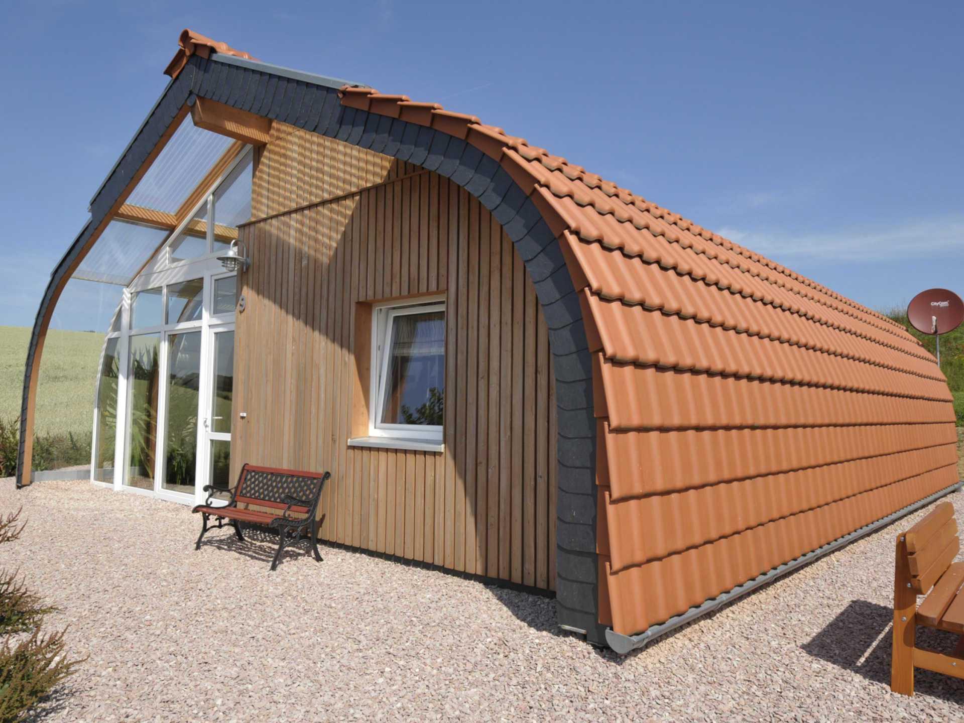 Bio-Solar-Haus Probewohnhaus 9, Sonnenpark St. Alban