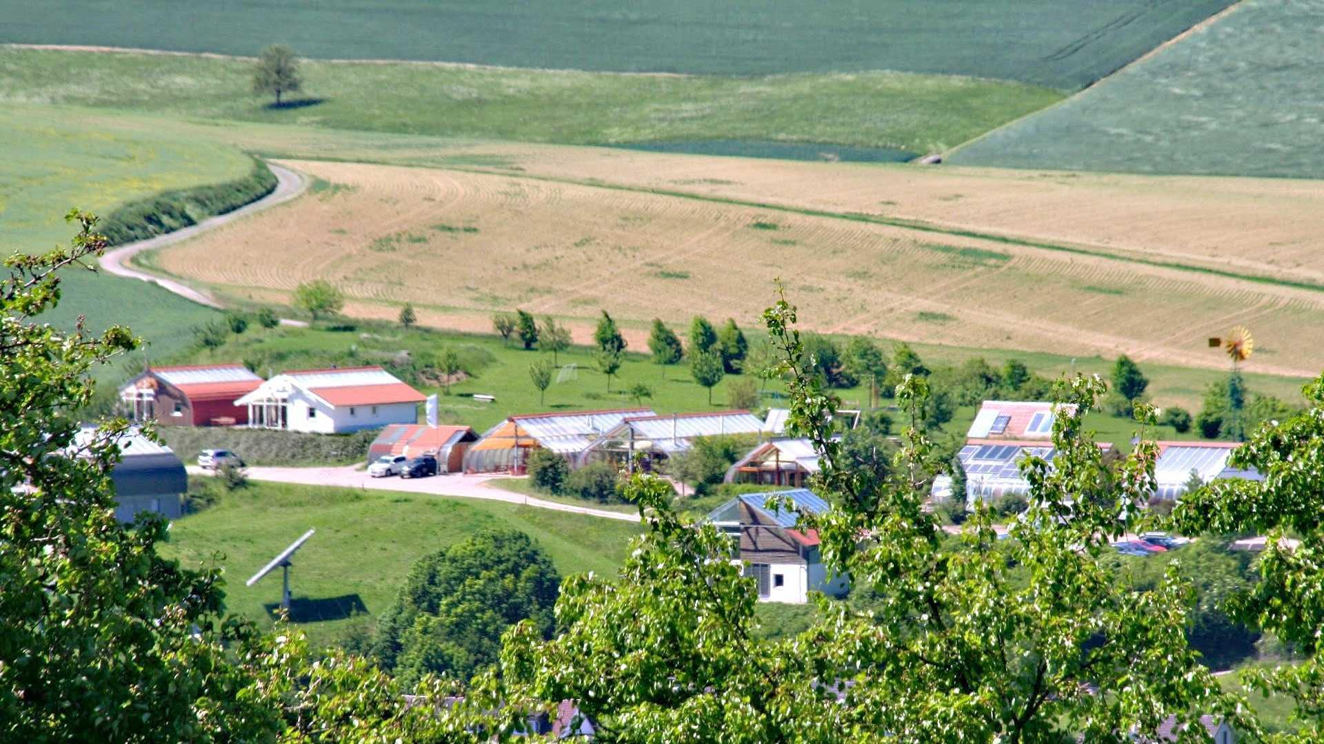Sonnenpark Stankt Alban - Bio Solar Haus