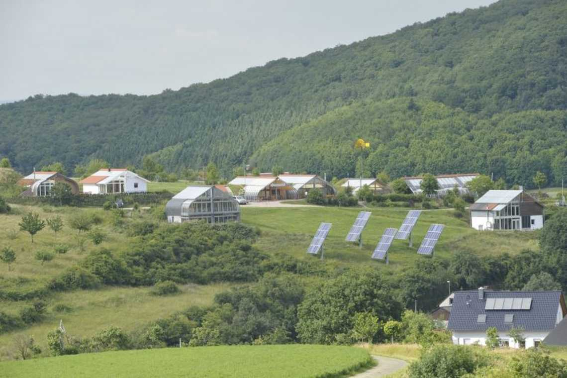 Sonnenpark St. Alban - Bio Solar Haus