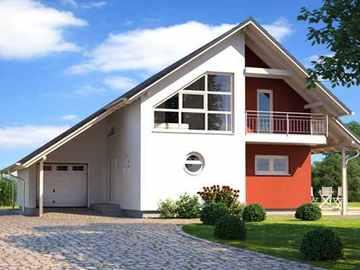 Bärenhaus - Musterhaus