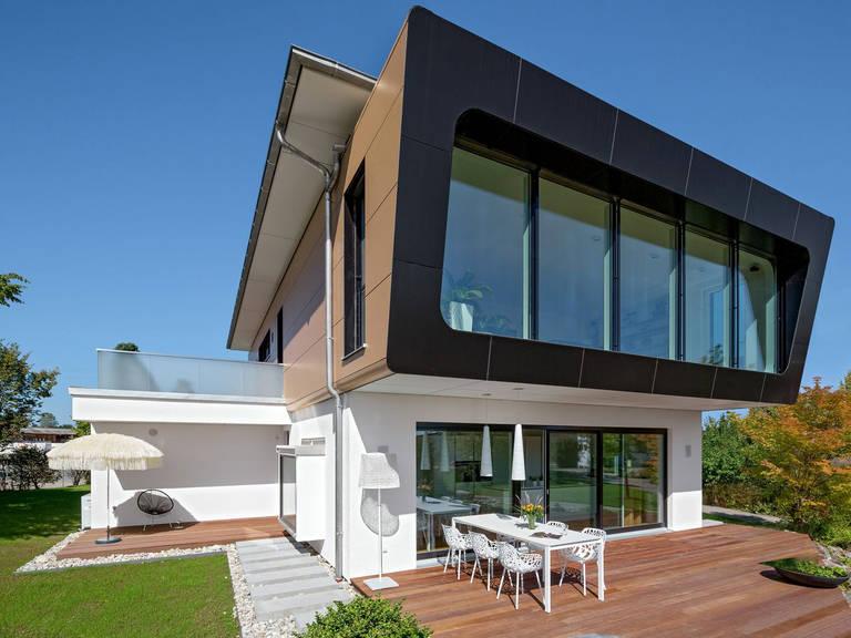 Regnauer Hausbau Ambienti+, Hausausstellung Seebruck