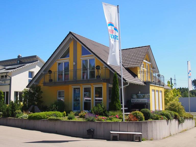 Bien-Zenker Musterhaus Ambiente 207, HausBauPark Villingen-Schwenningen