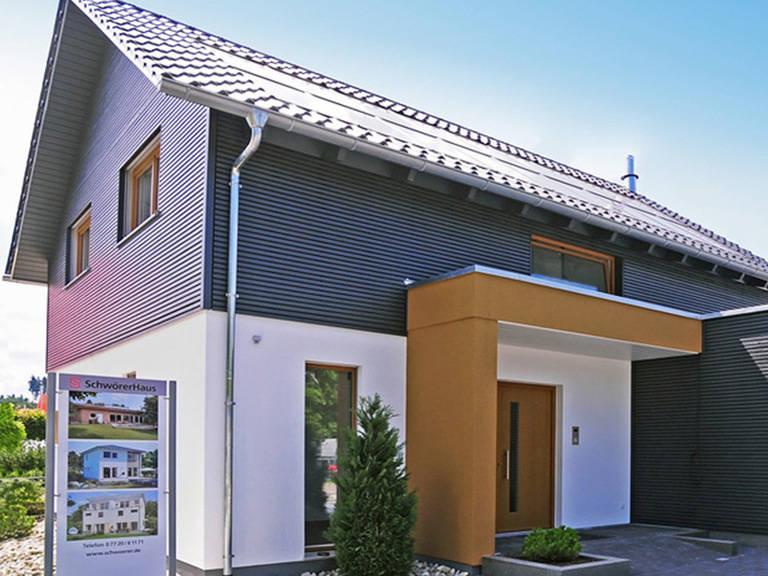 Schwörerhaus Musterhaus, HausBauPark Villingen-Schwenningen