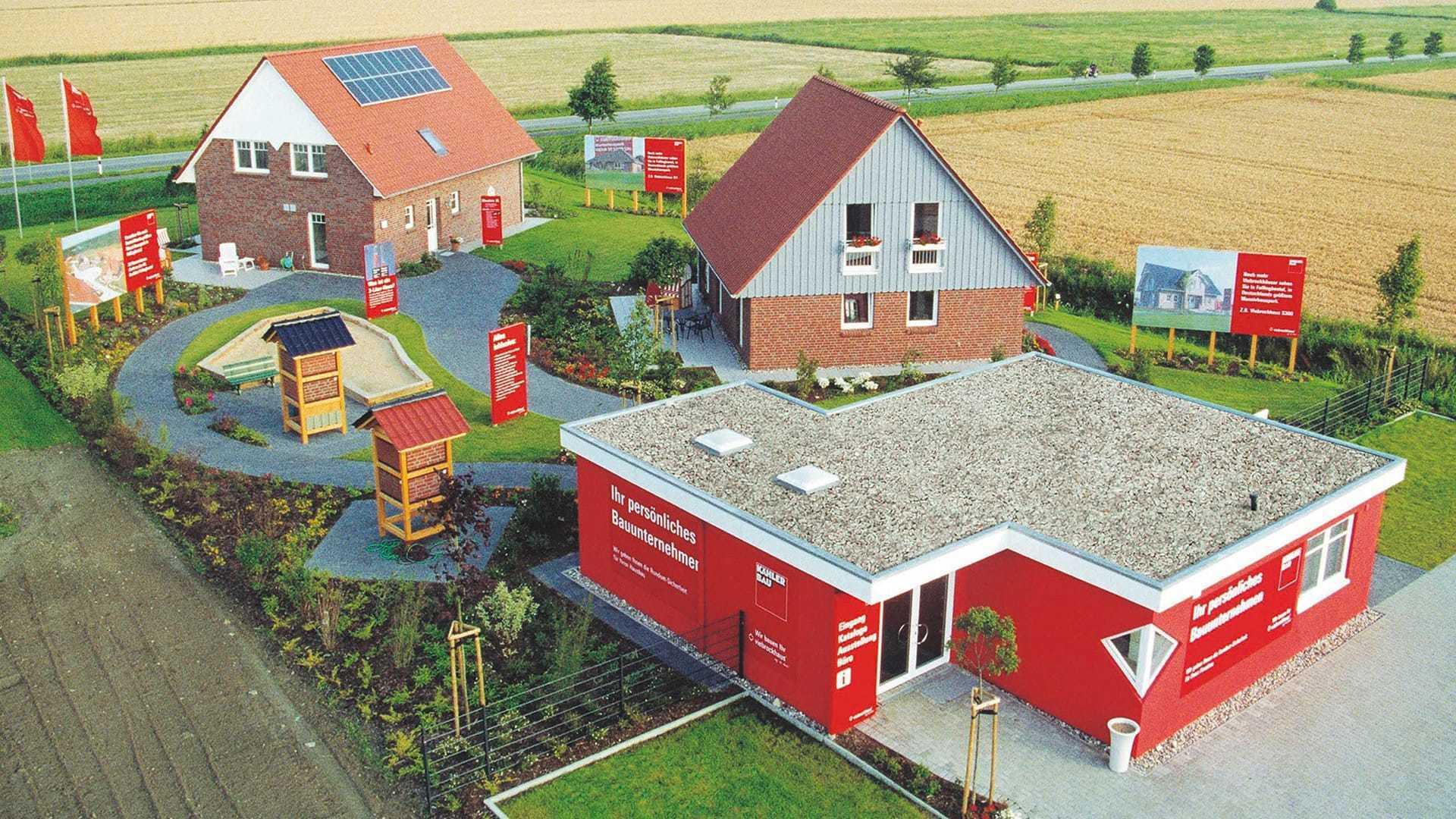 Hausausstellung - Viebrockhaus Musterhauspark Büsum