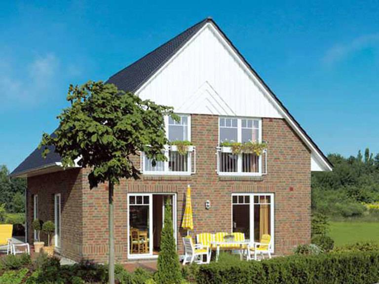 Viebrockhaus Maxime 300 (Dachgeschossvariante), Musterhauspark Fallingbostel