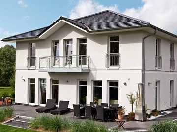 Viebrockhaus Musterhaus life designed by Jette Joop – Musterhauspark Kaarst