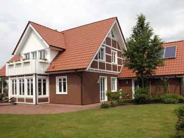 Haacke Haus Landhaus, FertighausWelt Hannover
