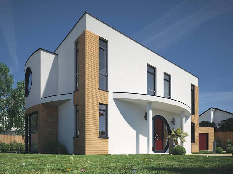 STREIF Haus Musterhaus, FertighausWelt Hannover