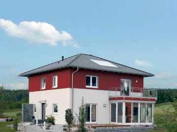 FingerHaus Musterhaus MEDLEY, FertighausWelt Nürnberg