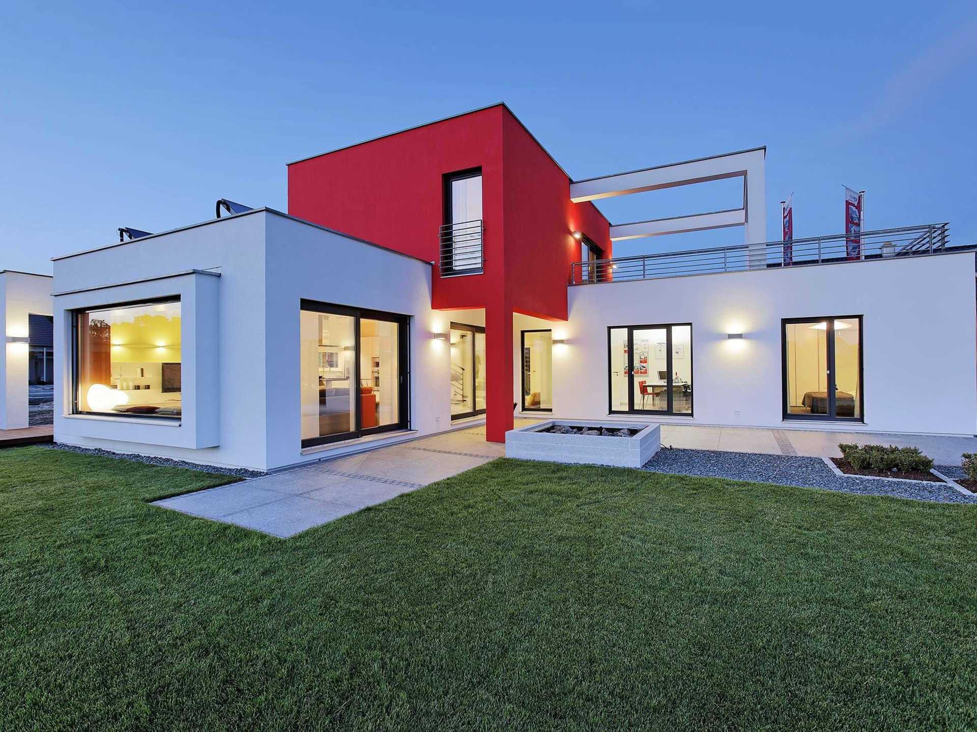 Fertighauswelt n rnberg for Design fertighaus