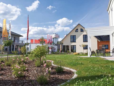 Der schnellste Weg zum Traumhaus - Hausausstellung FertighausWelt Nürnberg