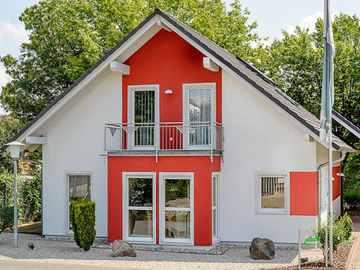 Albert Holzbau Mannheim - Var. Pro, Fertighaus Center Mannheim