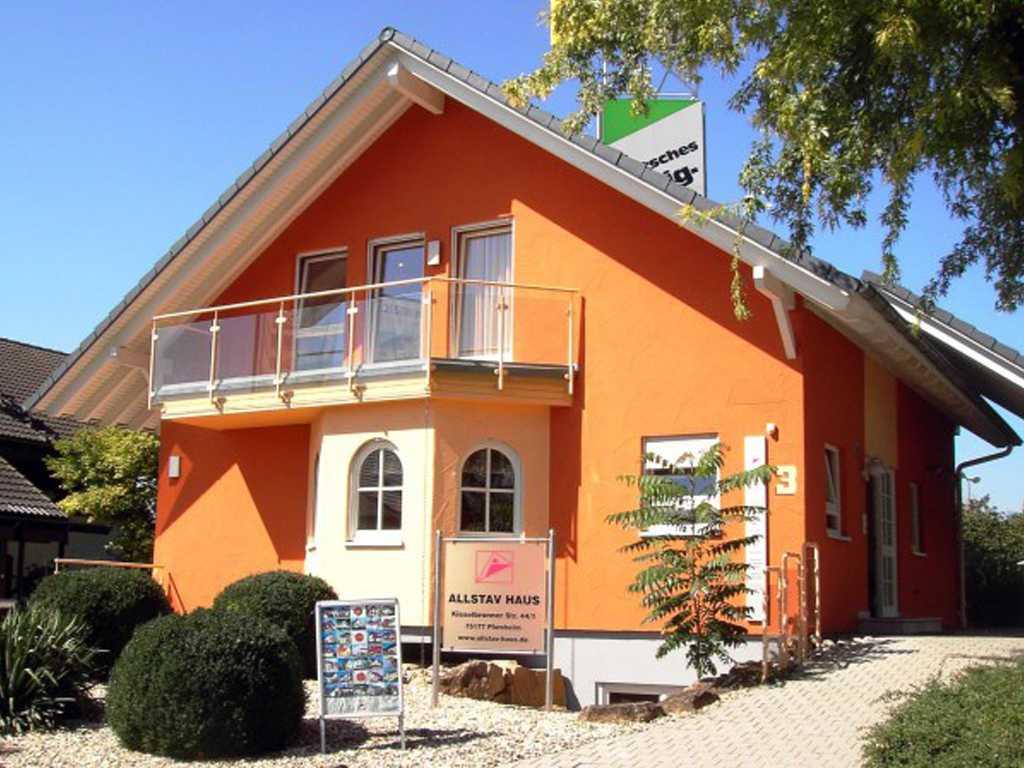 B & B Haus Musterhaus Mannheim, Fertighaus Center Mannheim
