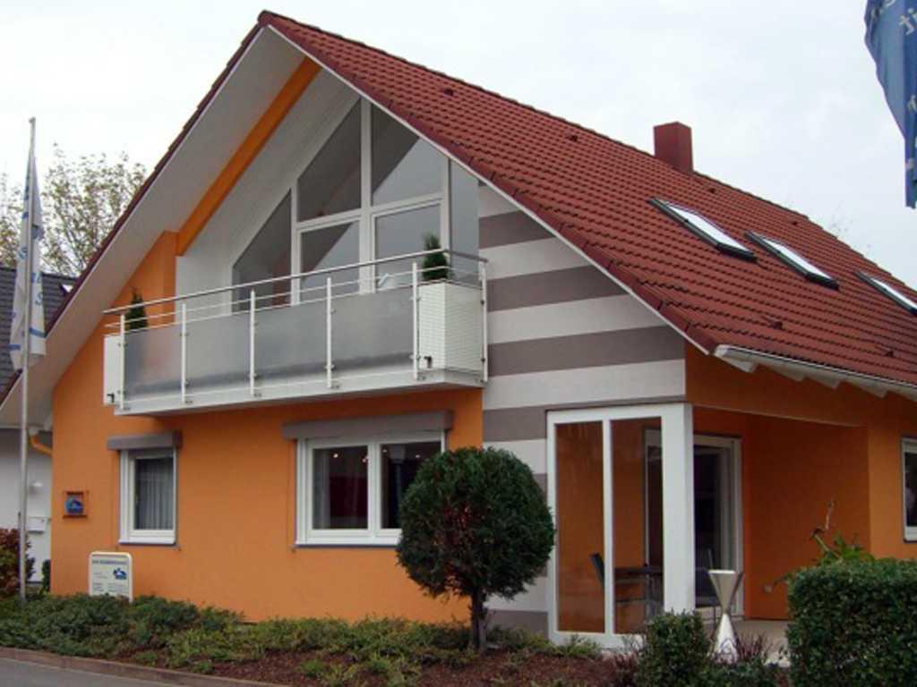 Bodenseehaus Entwurf 101, Fertighaus Center Mannheim