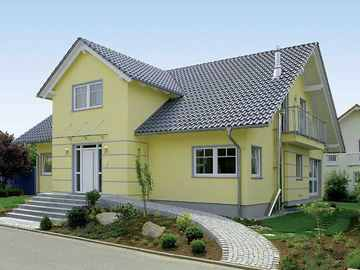 RENSCH-Haus Provence, Fertighaus Center Mannheim