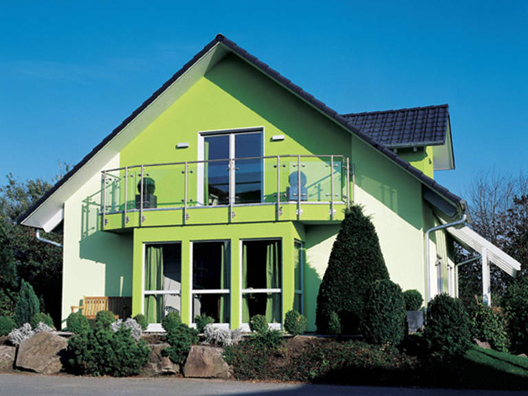 Schwabenhaus Da Capo Sonderplanung, Fertighaus Center Mannheim