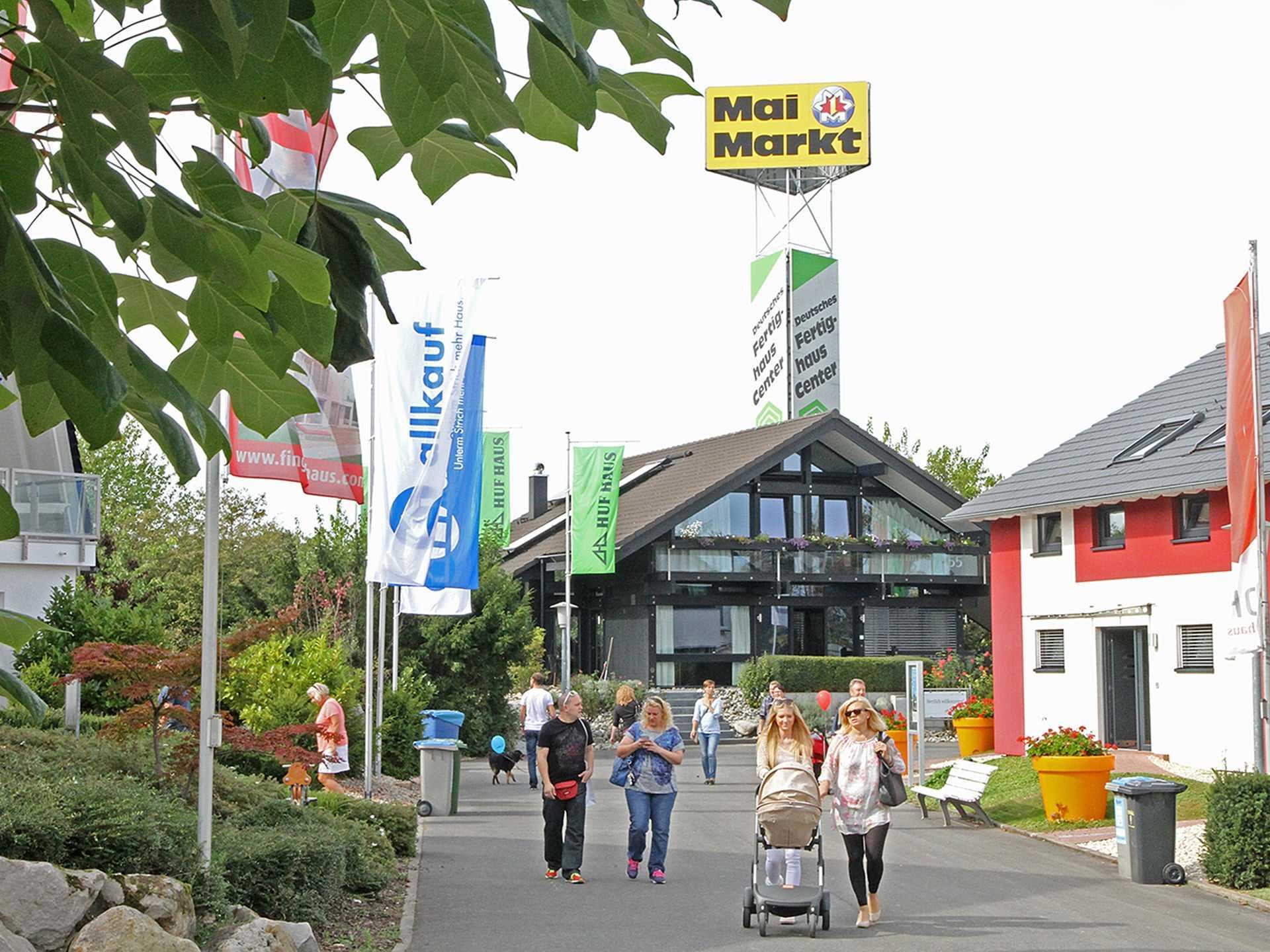 bien zenker mannheim Fertighaus enter Mannheim