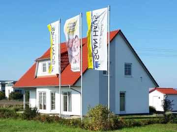 ScanHaus Musterhaus Leipzig, Musterhausausstellung Unger Park Leipzig