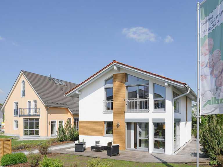 Albert-Haus – Musterhaus, Bauzentrum Poing