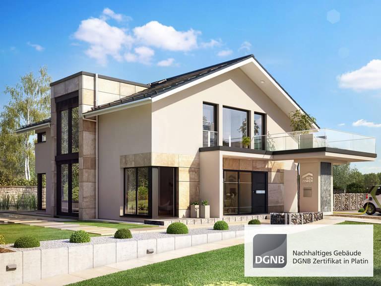 BIEN-ZENKER Concept-M Poing Modern Classic, Bauzentrum Poing