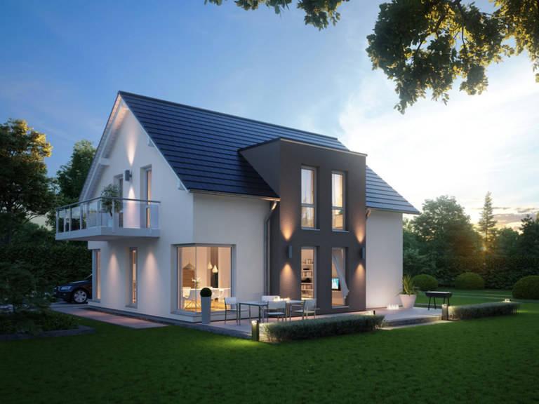 Ein SteinHaus Musterhaus Concept, Bauzentrum Poing