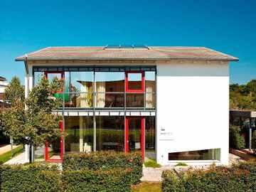 invivo haus Musterhaus München, Bauzentrum Poing