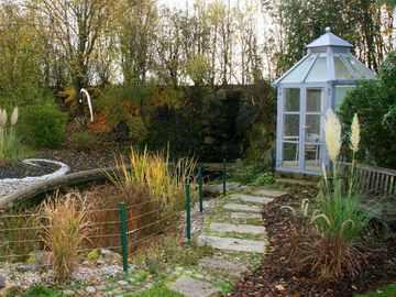 Kunst & Garten & Grundstücksdesign, Bauzentrum Poing