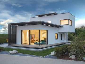 LUXHAUS – Haus I fine, Bauzentrum Poing
