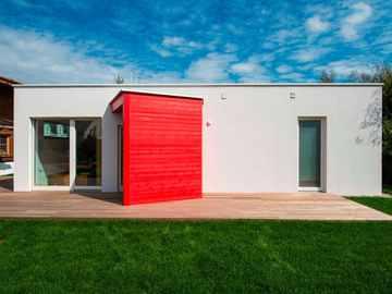 Rubner Haus Musterhaus ALMA, Bauzentrum Poing