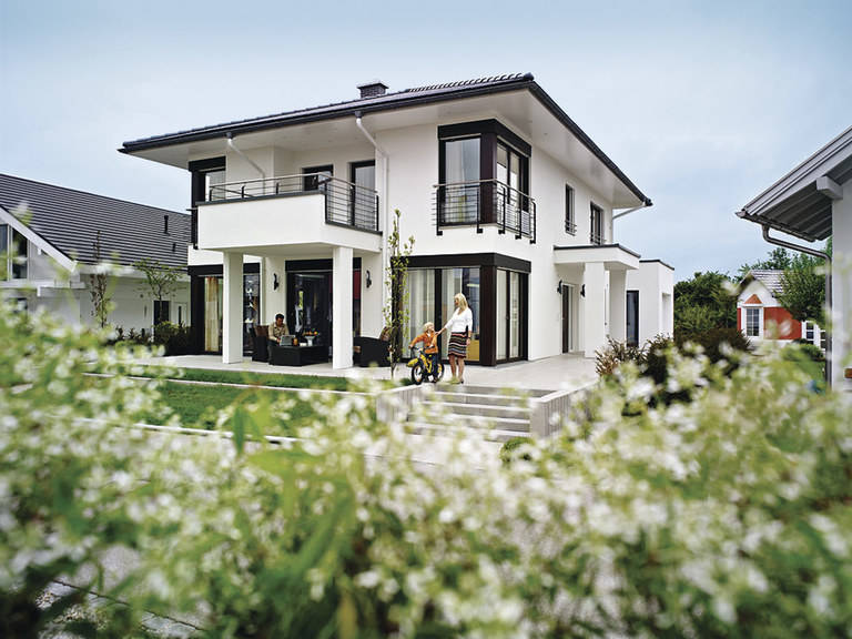 WeberHaus Haus Individual, Bauzentrum Poing