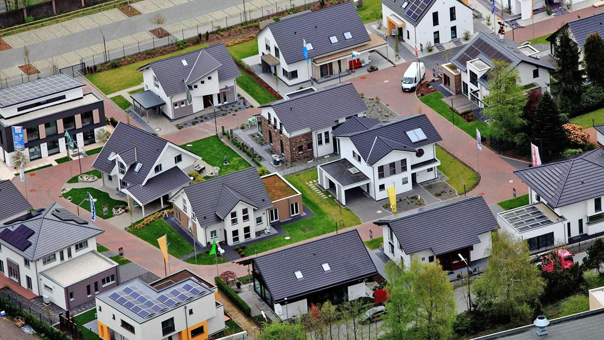 Musterhauspark Wuppertal fertighauswelt wuppertal 19 musterhäuser
