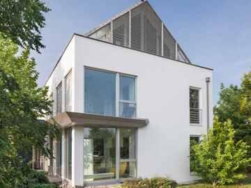 Wunschhaus Haus freie Planung, Fertighauszentrum Blaue Lagune