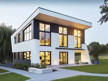 WeberHaus Architektenhaus, World of Living