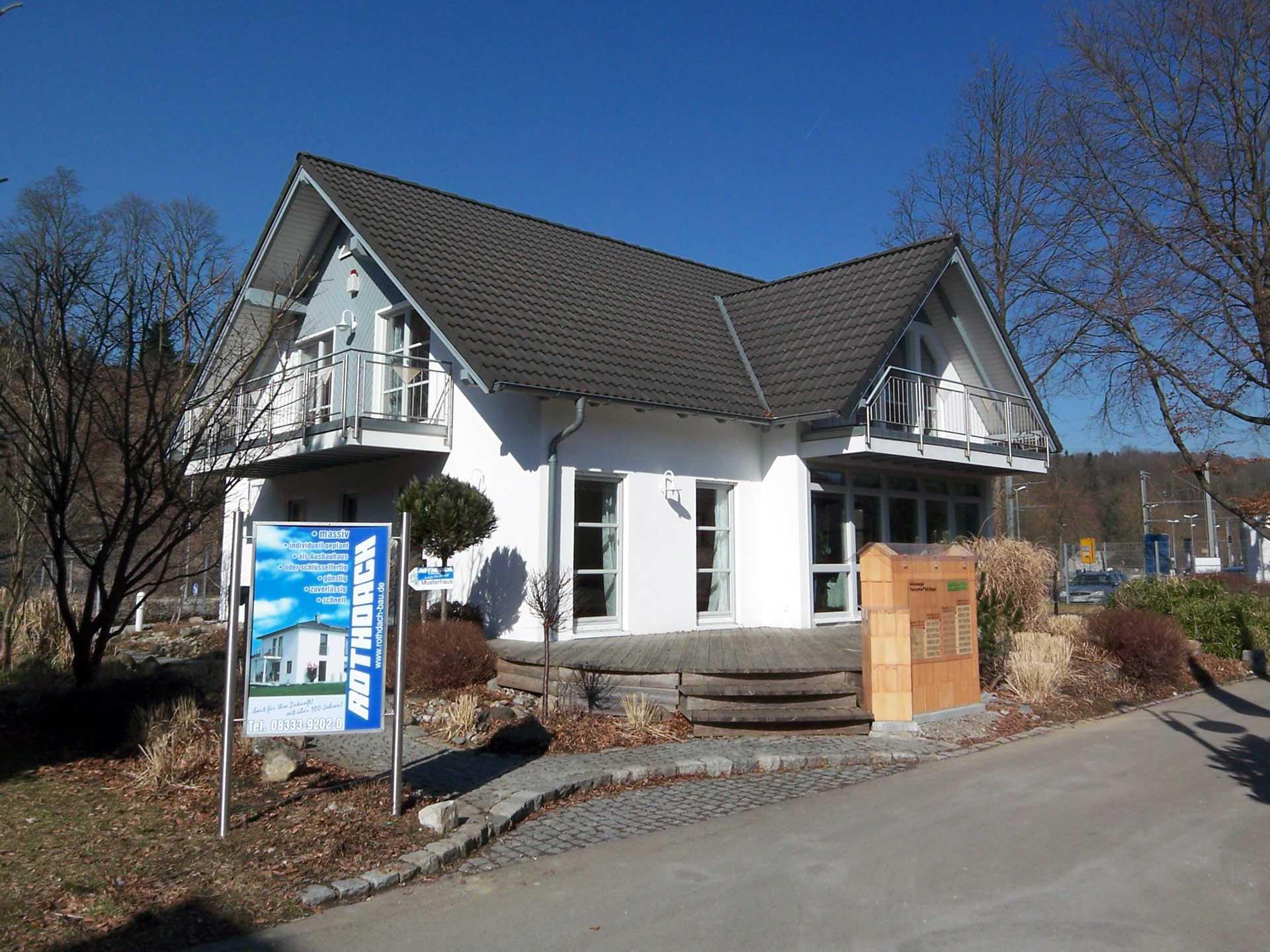 Hausbau Center Ulm des BDF e.V