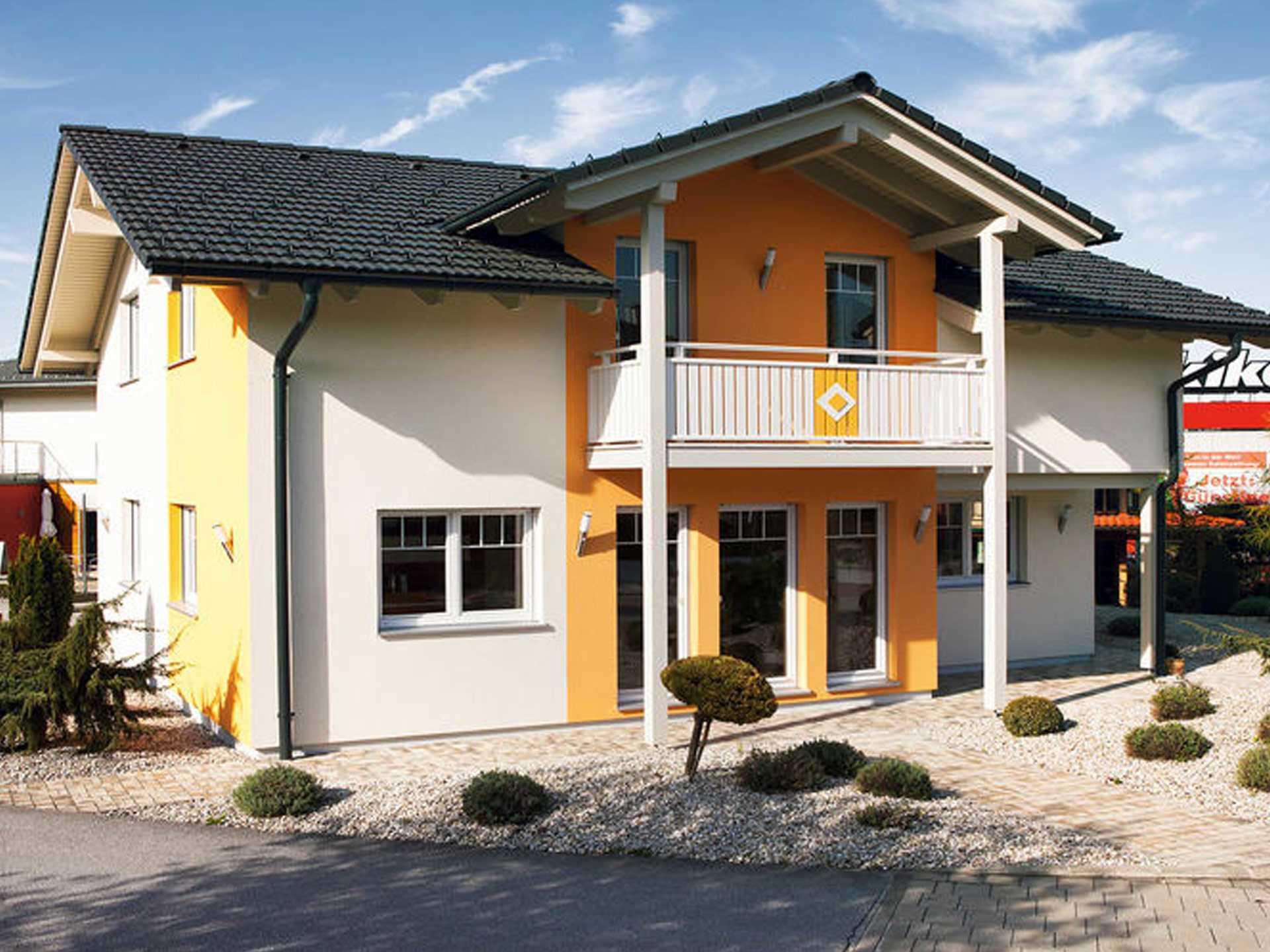 Musterhauspark In Eugendorf