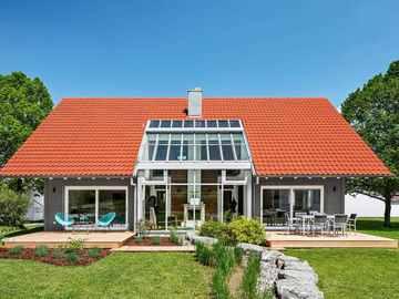 Beilharz-Haus Musterhaus Avance 150